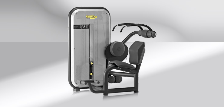 TechnoGym Element+ Line Abdominal Crunch
