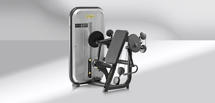 TechnoGym Element+ Arm Curl