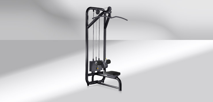 Technogym Element+ Lat Machine