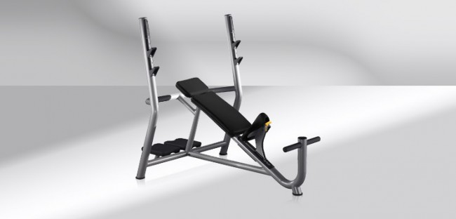TechnoGym Element+ Line Incline Bench