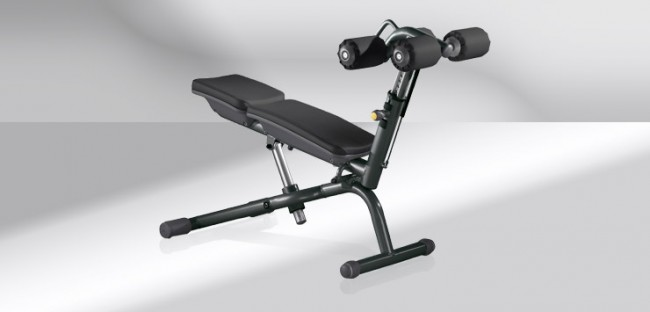 TechnoGym Element+ Line Crunch Bench