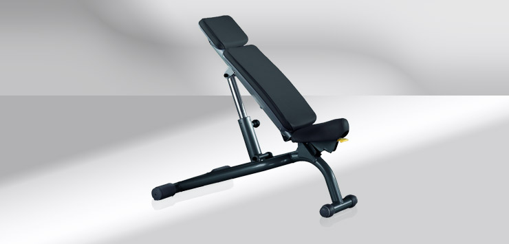 TechnoGym Element+ Line Adjustable Bench