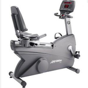 Life Fitness Silverline 95ri Recumbent Bike