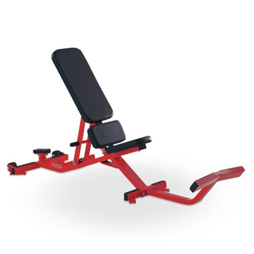 Life Fitness Hammer Strength Adjustable Bench