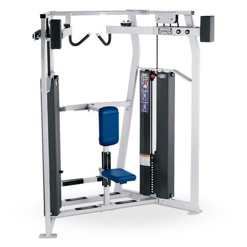 Life Fitness Hammer Strength High Row MTS