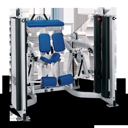 Life Fitness Hammer Strength Leg Curl MTS