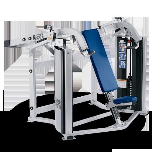Life Fitness Hammer Strength Shoulder Press MTS