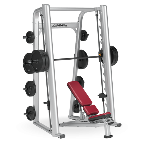 Life Fitness Pro Serie Smith Machine