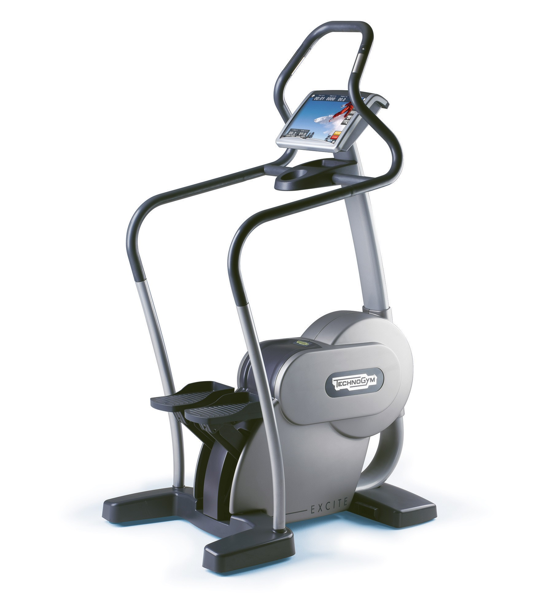 Technogym Excite 700 step met TV