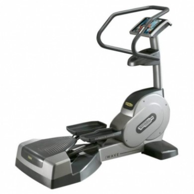 Technogym Excite 700 wave met TV