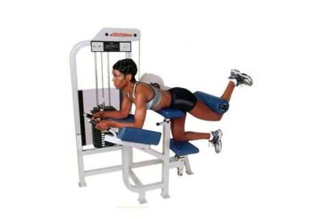 Life Fitness Pro Serie Glute