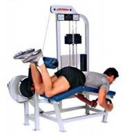 Life Fitness Pro Serie Leg Curl