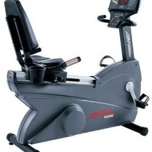 Life Fitness Next Generation 9500hr Recumbent Bike