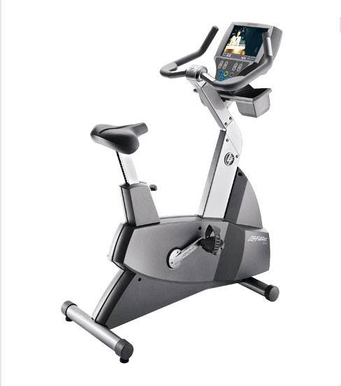 Life Fitness Silverline 95ce Upright Bike
