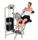Life Fitness Pro Serie Low Back Extension