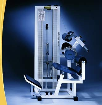 TechnoGym Lower Back ROM