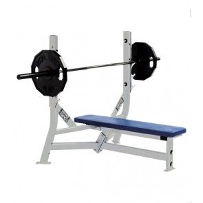 Life Fitness Hammer Strength Olympic Bench