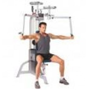 Life Fitness Pro Serie Seated Row