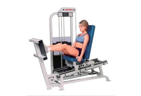 Life Fitness Pro Serie Seated legpress