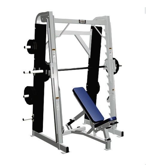 Life Fitness Hammer Strength Smith Machine