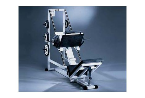 TechnoGym Leg Press Disc Load