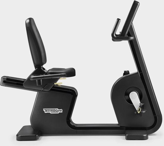 TechnoGym Artis Recline Bike - Hometrainer