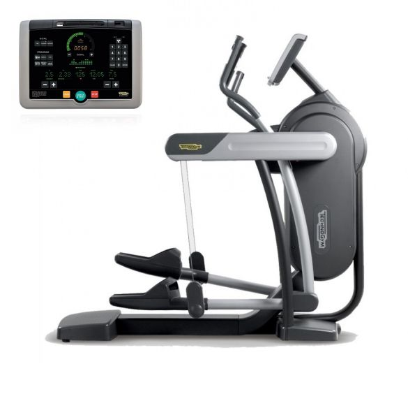 Technogym Crosstrainer Vario Excite+ 700i LED - Zwart.