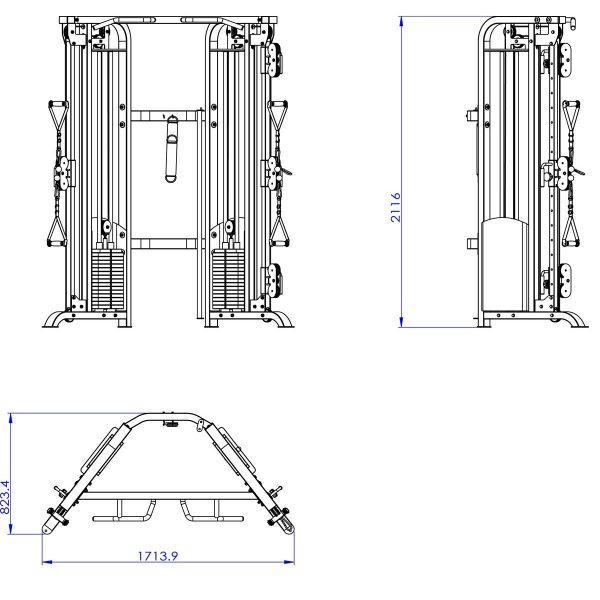 DKN Functional Trainer F1 (kopie)